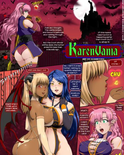 StormFedeR KarenVania Castlevania Ongoing