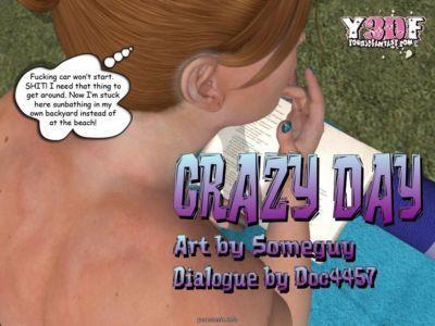 Y3DF- Crazy Day