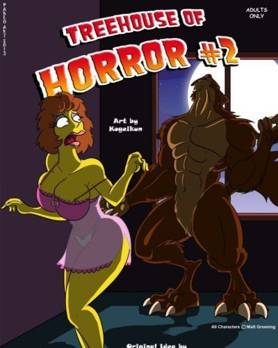 Simpsons-Treehouse of Horror 2- Kogeikun