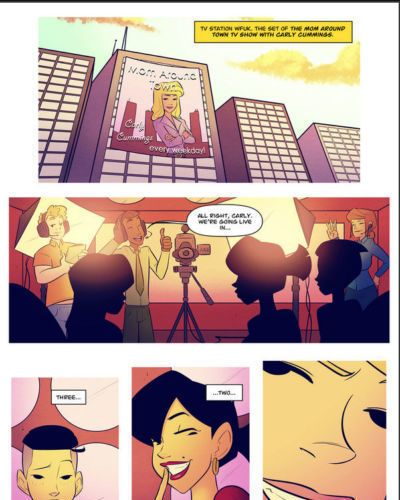 Jab Comix - My Mom- The Book Tour Star - part 2