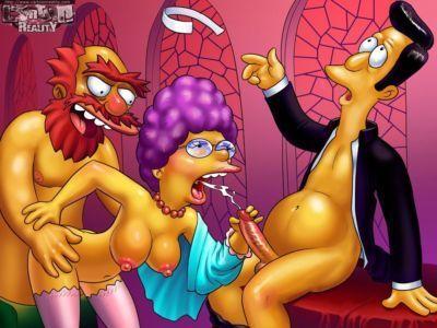 Simpsons Aniversary 2 - Cartoon Reality
