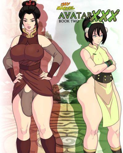 Avatar XXX Book 2- Jay Marvel