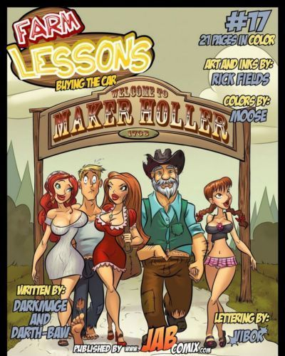 Jab Comix - Farm Lessons 17