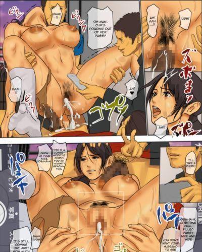 Opfer Mutter hentai - Teil 8