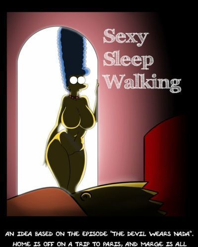 Simpsons- Sexy Sleep Walking - Kogeikun