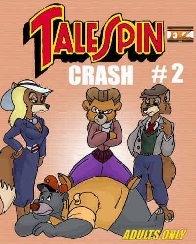 talespin crash  2