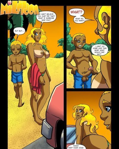 milftoon комиксы новые