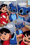 Lilo and Stitch- Lessons,Pal Comix - part 2