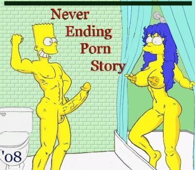 [The Fear] Never Ending Porn Story (The Simpsons)