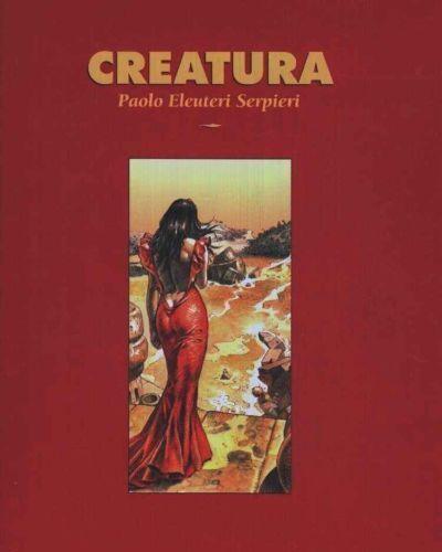 [Paolo Eleuteri Serpieri] Druuna 3 - Creatura [English]