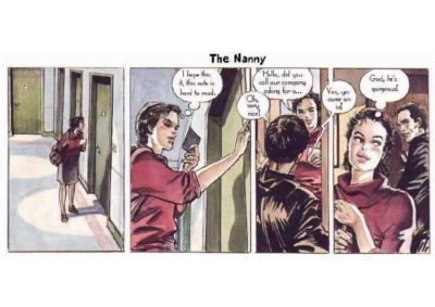 Horacio Altuna - The Nanny