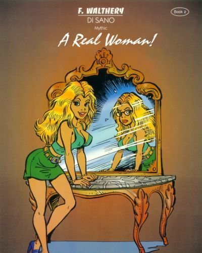 [Di Sano and F. Walthery] A Real Woman #2 [English]
