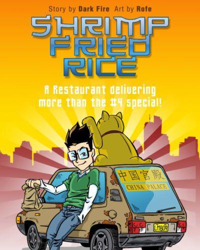 [Rofe] Shrimp Fried Rice