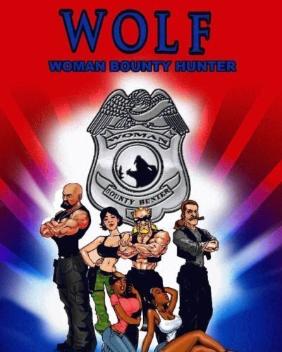 [Agent M] Wolf - Woman Bounty Hunter (Dog the Bounty Hunter)