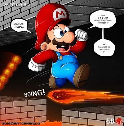 Princess Peach - Thanks Mario - part 4