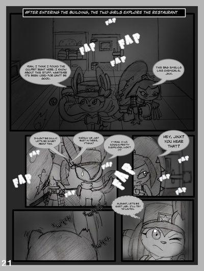 जेब राक्षसों - उद्यान के ईडन 3 - हिस्सा 2