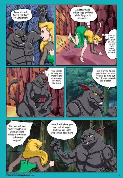 Feline Instincs