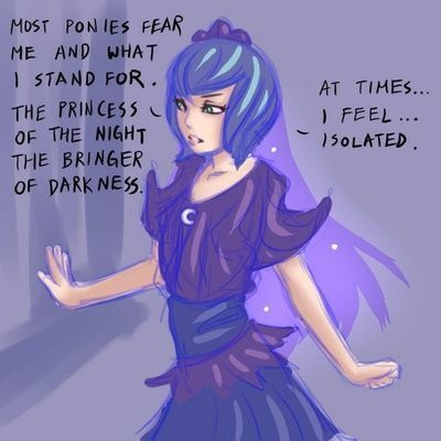 公主 Luna pov