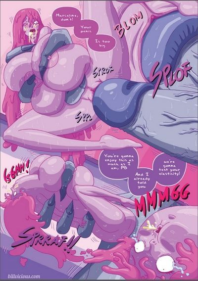 Fifty Shades Of Marceline - part 2