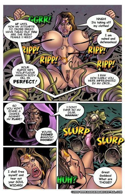 Xera Amazon Princess - The Terror Of Morch - part 2
