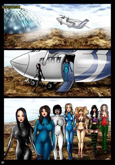 Orgie comics