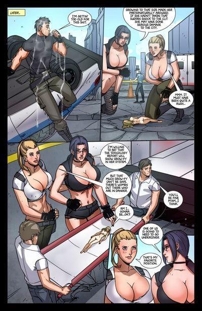 AGW - Enforcers - part 2