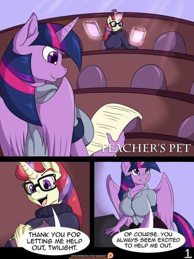 Teacher\