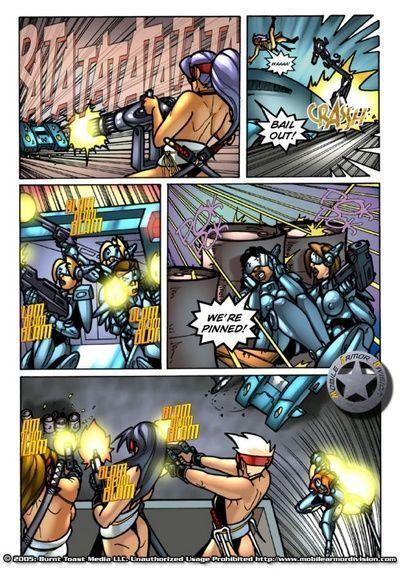 移动 盔甲 司 7 - 机械化 maych - 一部分 3