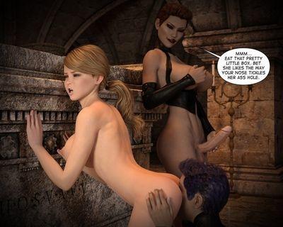 हेलेन काले पिशाच शिकारी - करने के लिए नरक 1 - हिस्सा 3