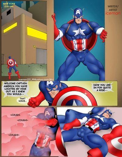 कप्तान अमेरिका