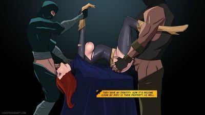 गुलाम संकट 2 - के अंधेरे युवती - हिस्सा 2