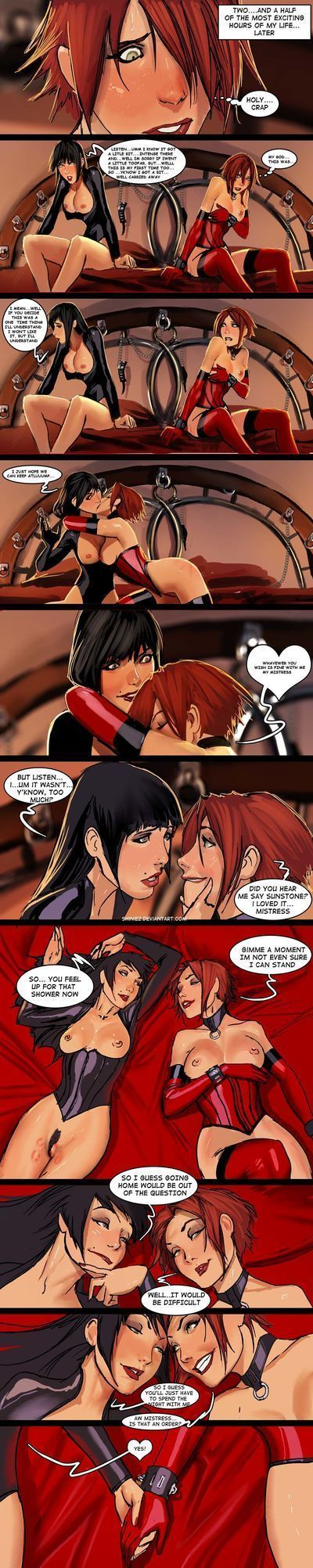[Shiniez] Sunstone - Chapters 1-2-3-4-5(ongoing)