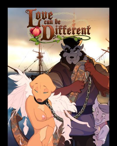 [Miles-DF] Love Can be Different 2 [In Progress]
