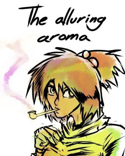 [Lemon Font] The alluring aroma