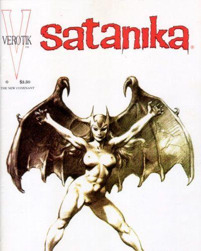 [Simon Bisley] Satanika #0