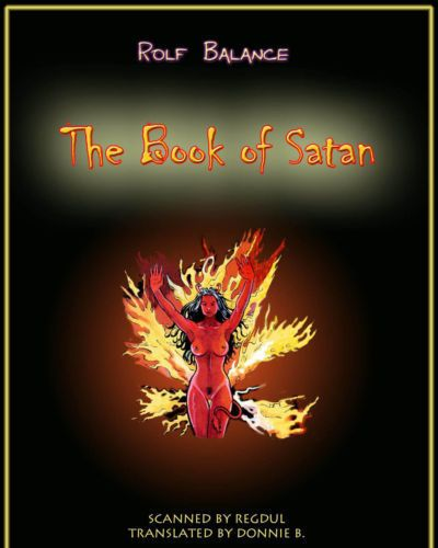 [Rolf Balance] The Book of Satan [English]
