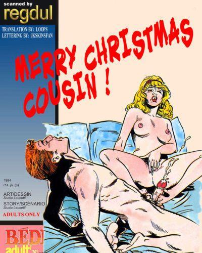 [Dino Leonetti] Merry Christmas Cousin! [English] {Loops}