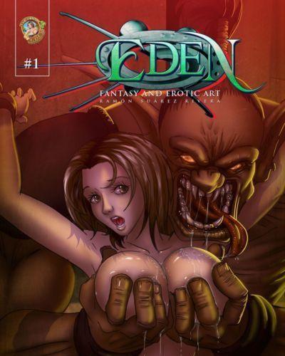 [Ramón Suárez Rivera] Eden - Issue 1