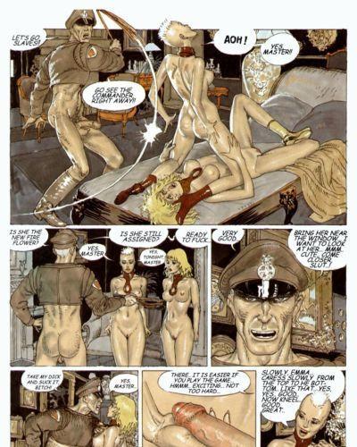 [Erich Von Gotha] A Very Special Prison [English] - part 3