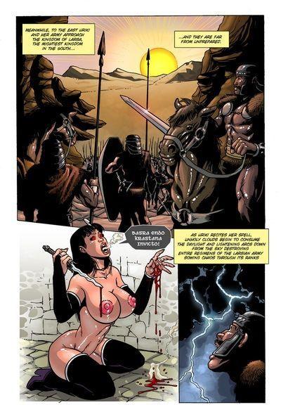 Dark Gods 2 - The Channeling