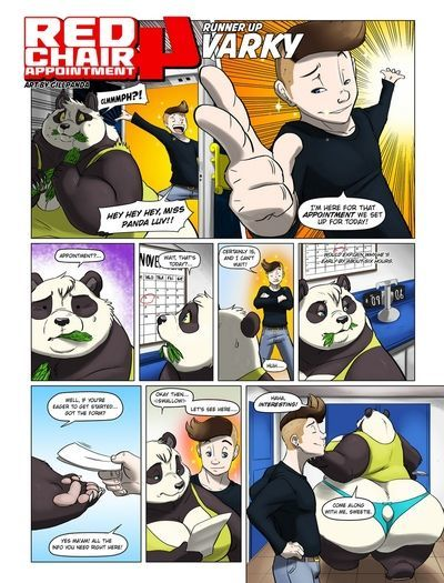 Panda Appointment 4