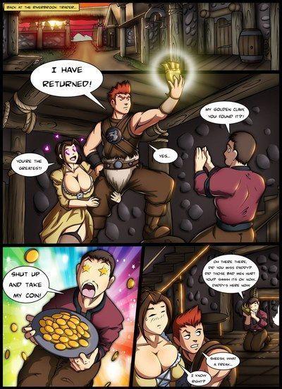 Legend of Skyrift 1- onagi - part 2