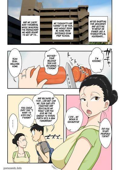 Mom-Son-Adultery Feast