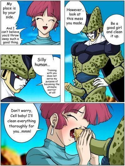 Dragon Ball-Sex Battle - part 2