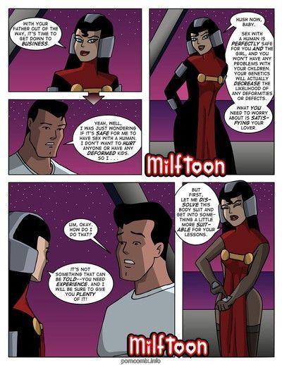milftoon - cassetta di sicurezza Sesso