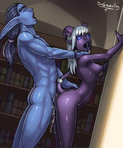 [Drgraevling] Library Lust