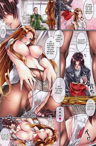 [Saburou] Maiden with Wild Fantasies  [4Dawgz + FUKE]