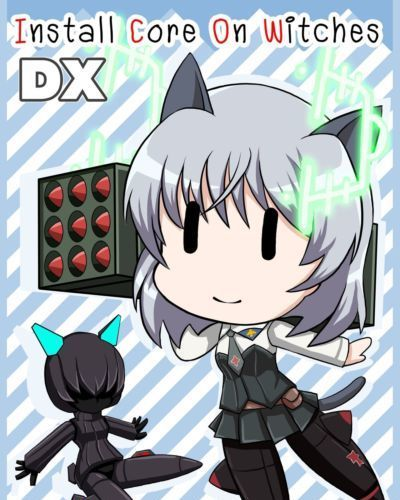 Red Axis Install Core On Witches DX (Strike Witches)
