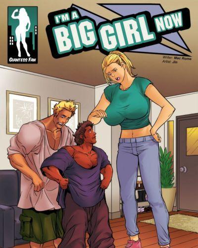 Giantess- I'm A Big Girl Now