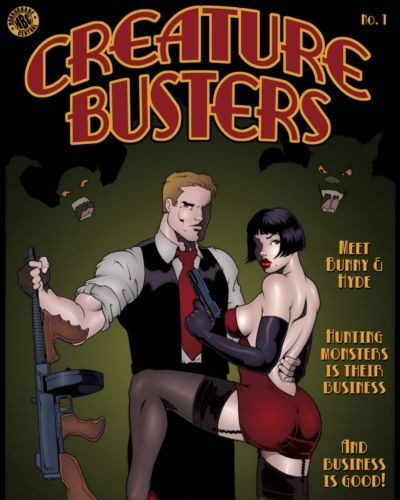Creature Buster- James Lemay